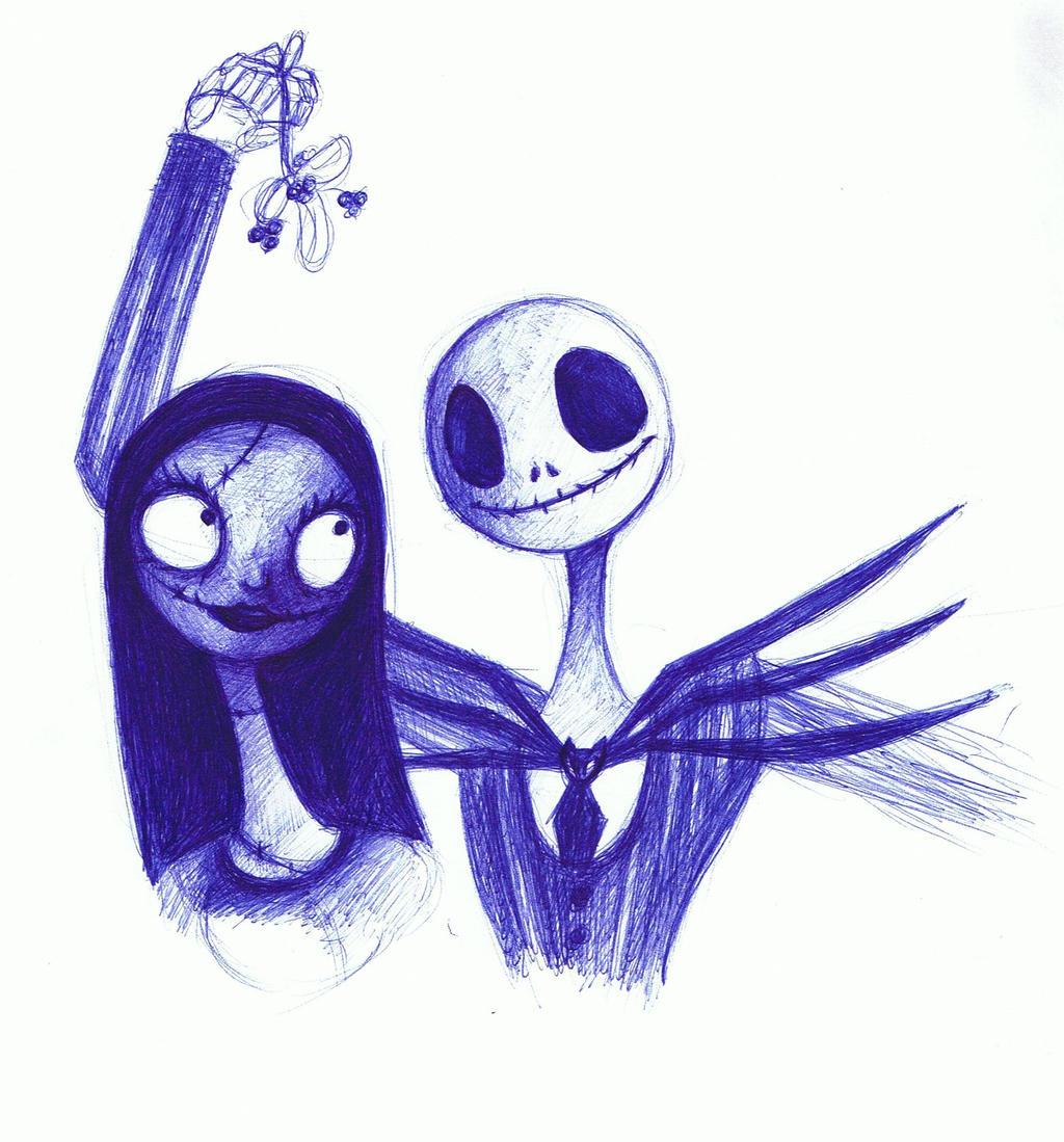 Jack And Sally By A-naya On DeviantArt