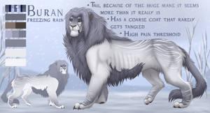 Lion Adopt Buran