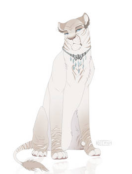 Lioness Adopt The Royal Lioness