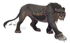 Commission for Tigerblaze86