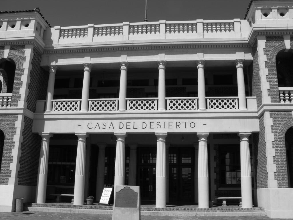 Casa del desierto by rms olympic on deviantart - Casas del desierto ...