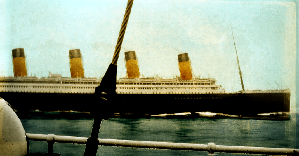 A Meeting of Fate by RMS-OLYMPIC