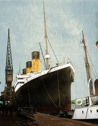 Her Beauty is Eternal by RMS-OLYMPIC
