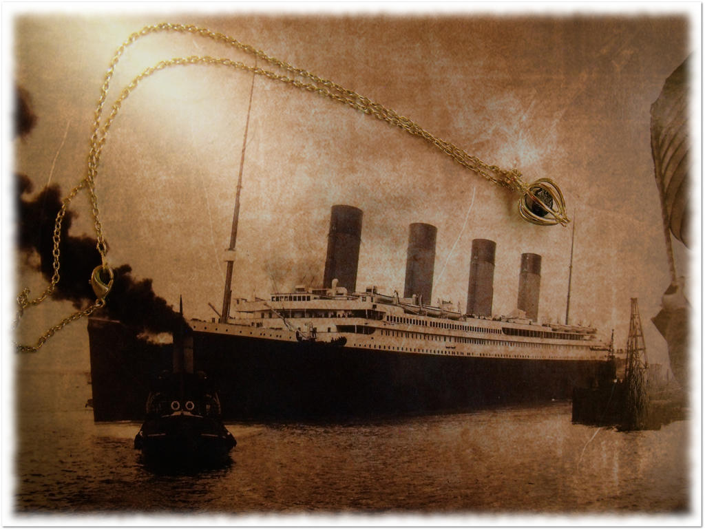 My Most Precious Belonging by RMS-OLYMPIC