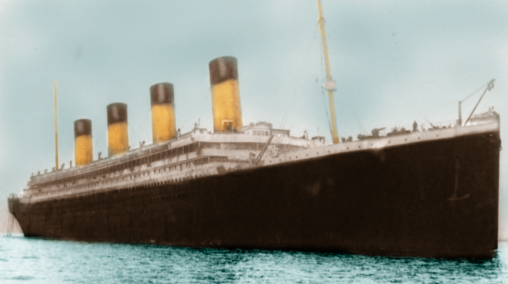 an analysis of r m s titanic by hanson w baldwin Rms titanic essaysthe rms titanic was called the ship of dreams, and some called her the unsinkable ship it was the largest steam engine ever built in the world.