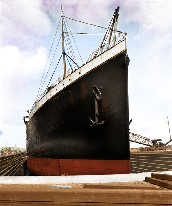 Rms Olympic: An Essence Of Perfection By RMS-OLYMPIC On DeviantArt