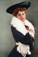 ~Miss Francis Belmont~ by RMS-OLYMPIC