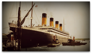 Queen of 1933 by RMS-OLYMPIC