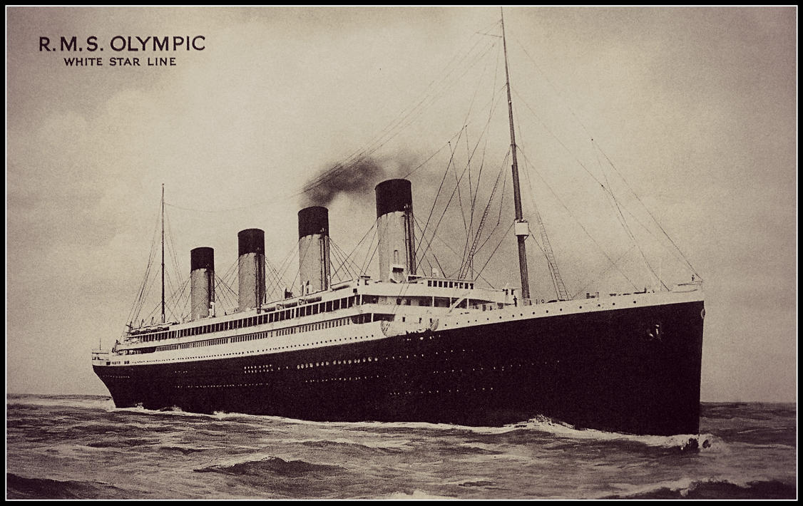 The Unseen Olympic 10 By Rms Olympic On Deviantart