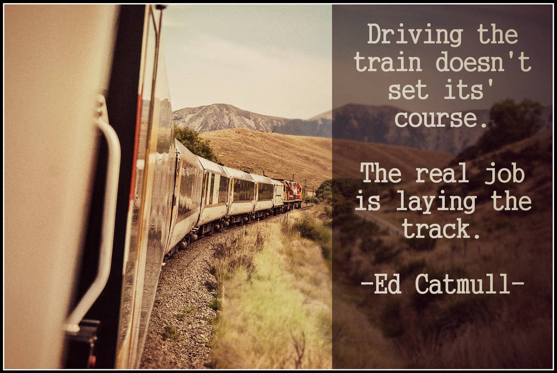 The Train Track Of Life Quote By Rms Olympic On Deviantart