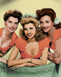 A Golden Trio