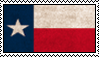 Vintage Texas Flag - Stamp by RMS-OLYMPIC