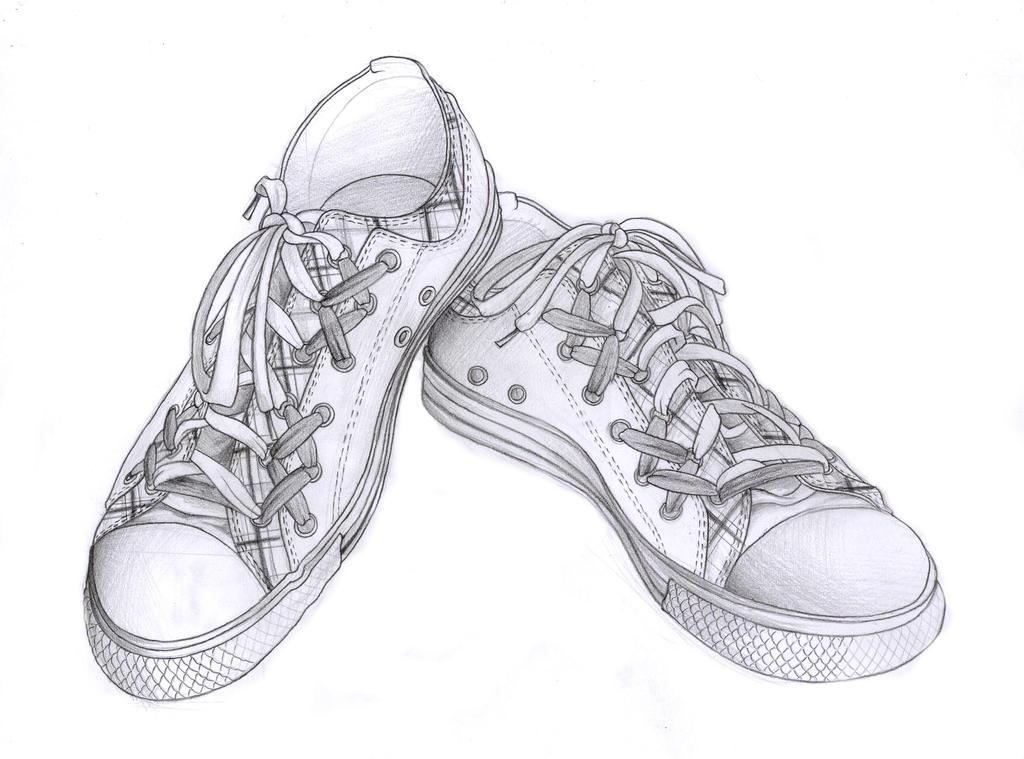 Shoes Sketch Vans Mid Cut