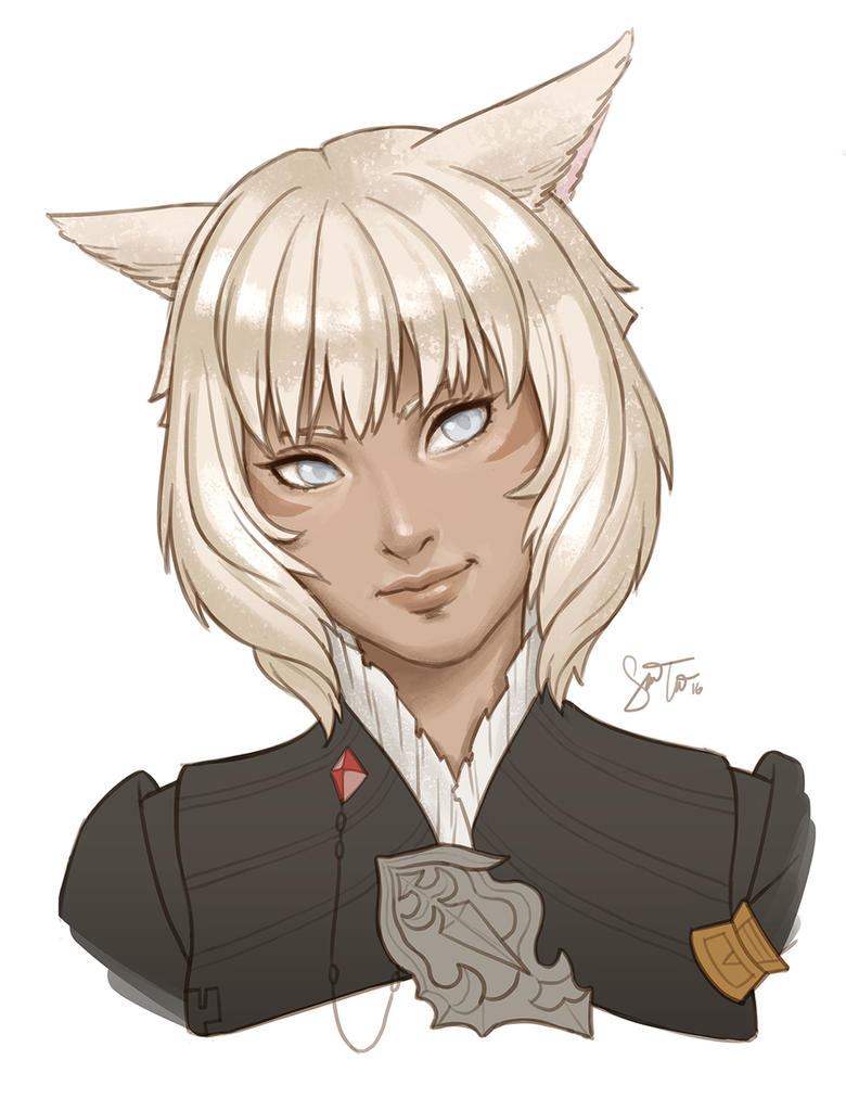 Y'shtola by Norm27