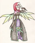 Dark Queen Will Vandom by Naomibatchi
