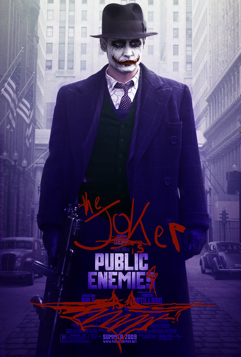Public Enemies by LennaHunter on DeviantArt