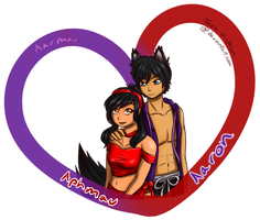 The Couple Who's Survived It All by Tears-of-Xion