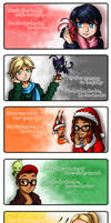Miraculous Christmas Wishes