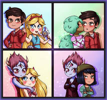 Star Vs the Forces of Shippers