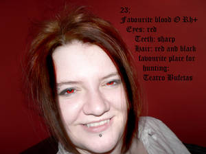 Prankster Vampirica ID