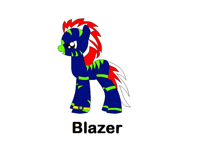 Blazer by Tajero