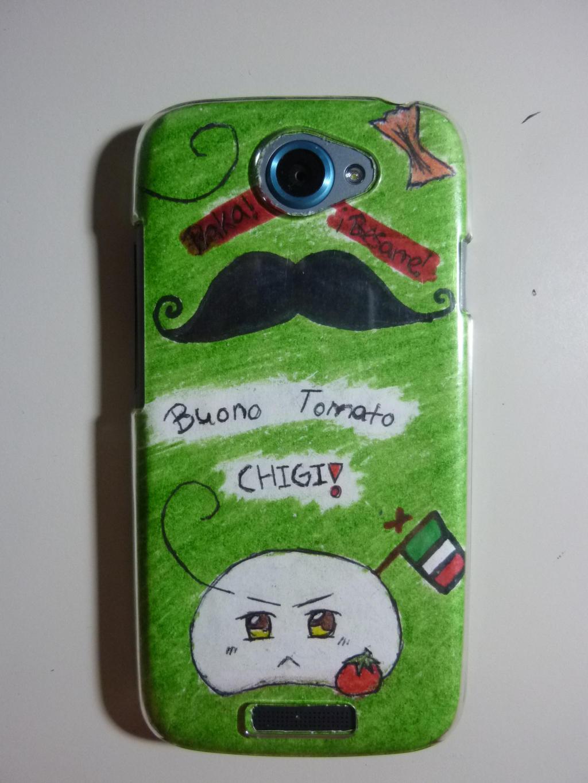 A Very Romano Phone Case by WinterLake25