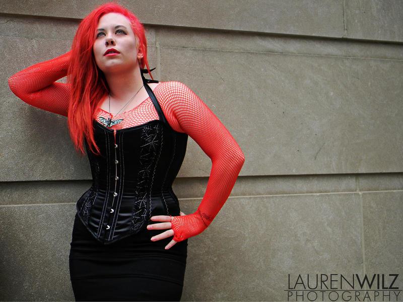 The Fatal Believer by LaurenWilzPhotog