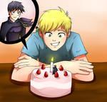 Happy Birthday Johan !