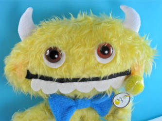 Lemonhead Candy Monster 2 by boomplush