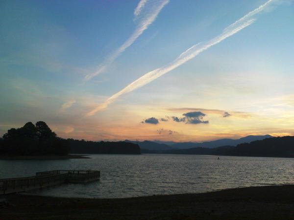 sunrise by jiellybean