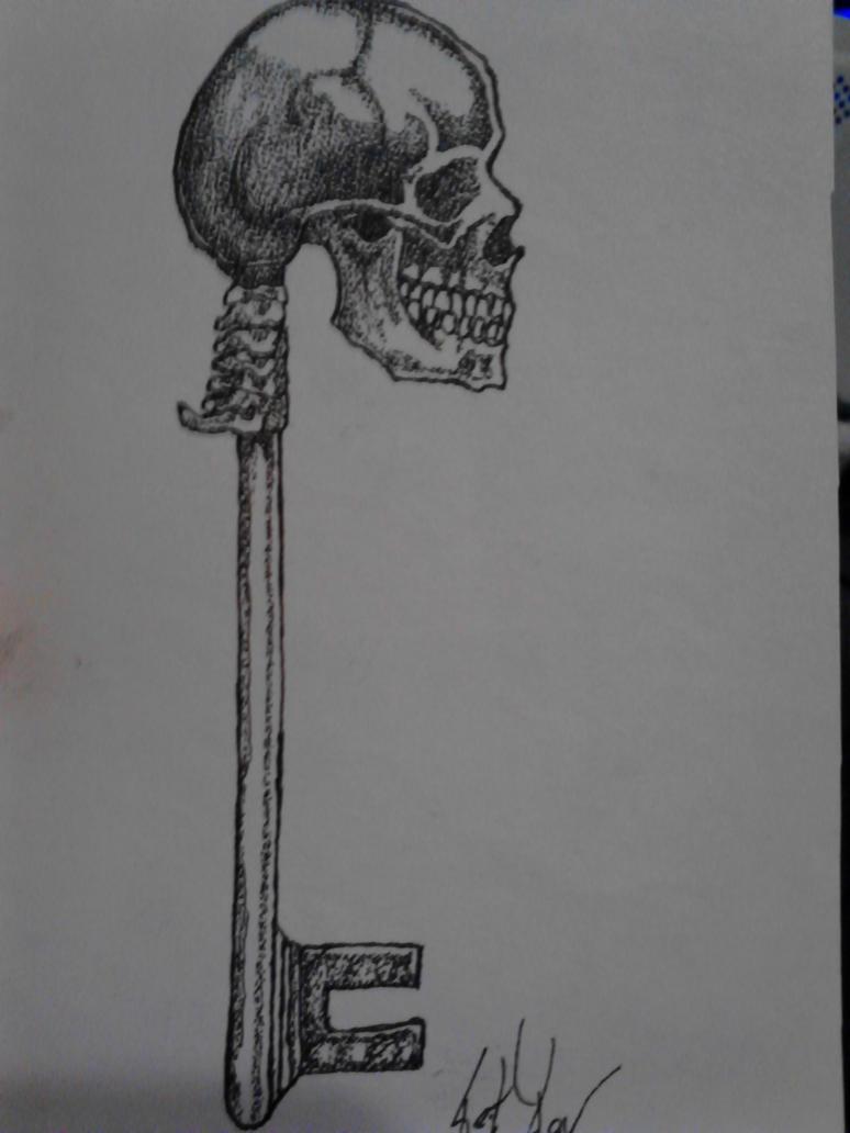 Skeleton Key by Evilnok