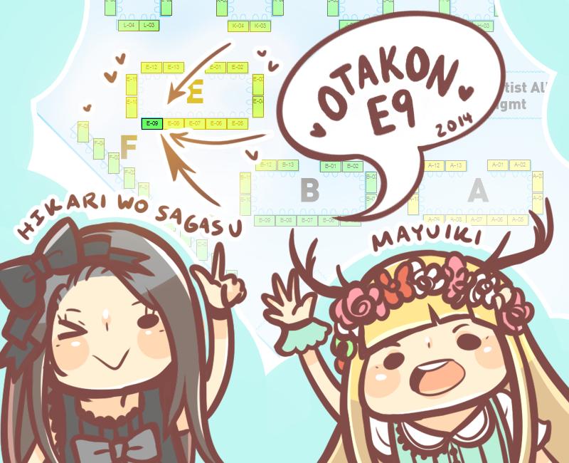 Otakon 2014 by Mayuiki