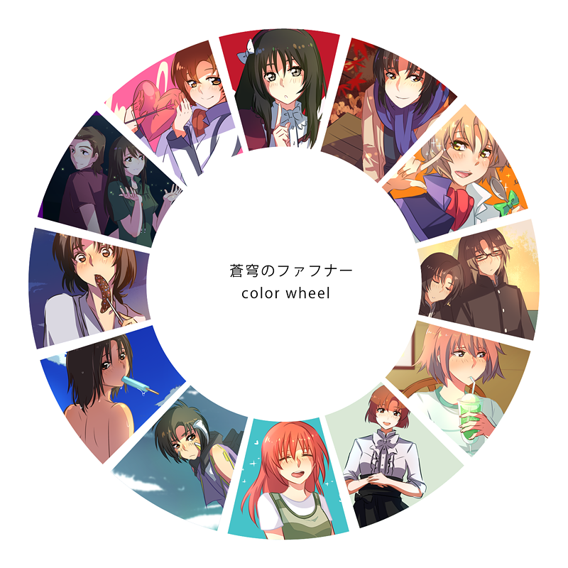 Fafner Color Wheel by Mayuiki