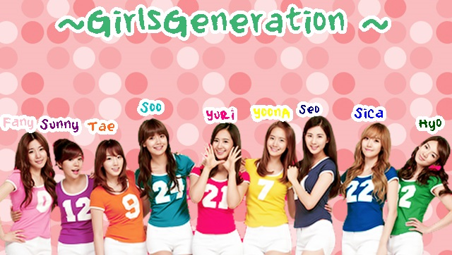 Girls Generation Wallpaper By GiooDreams