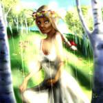 Alina the Noonwraith