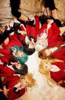 Umineko-seven sisters by nozomiwang