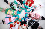 All The MIKU