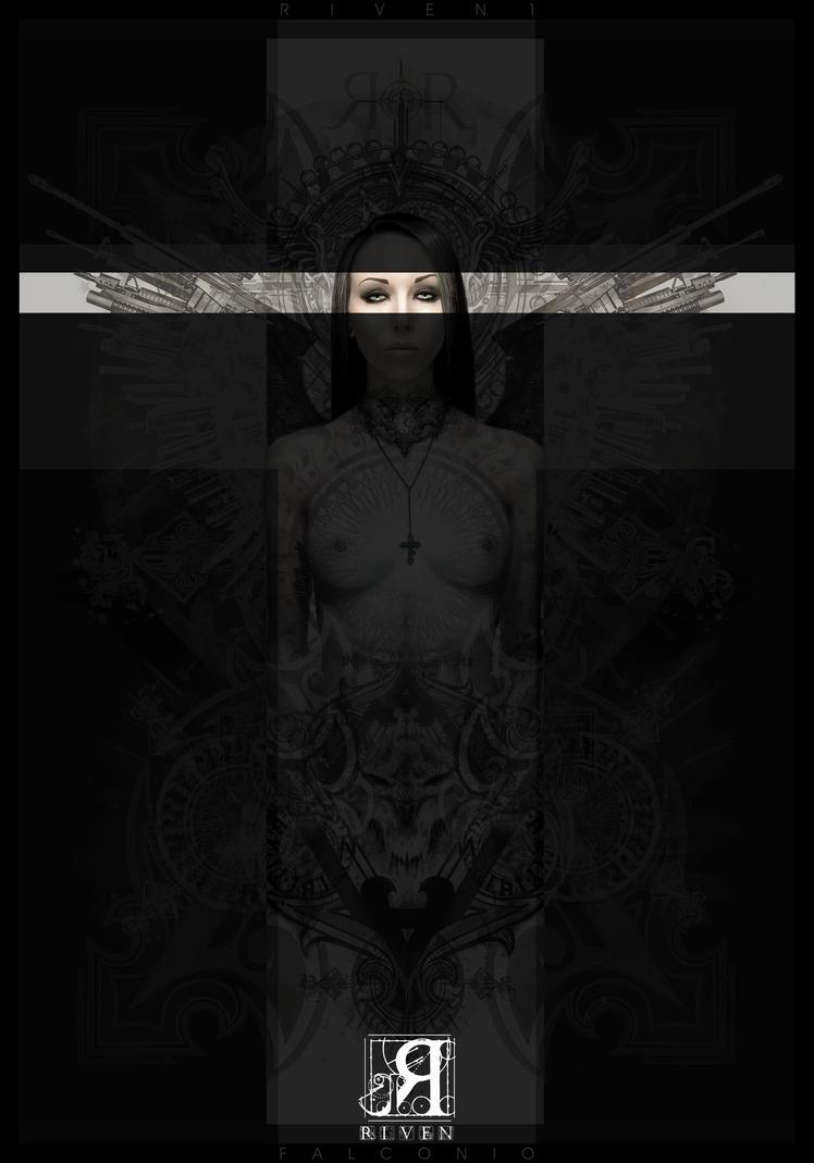 Riven-01 x(8) c+ by AngeloFalconio