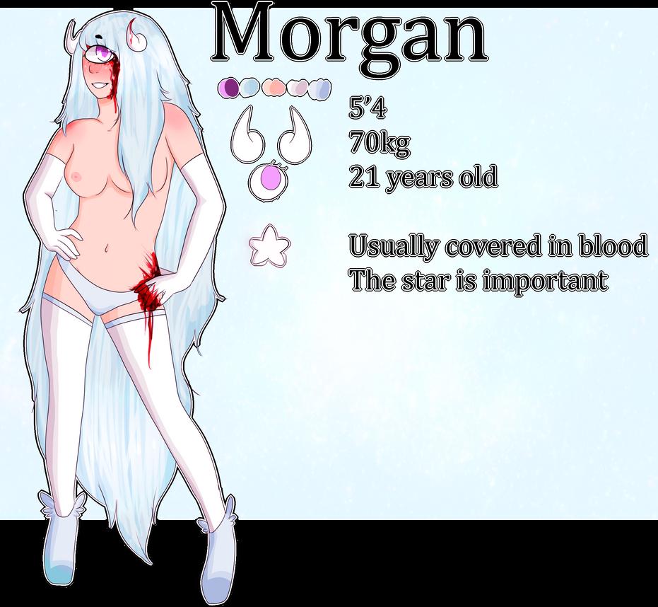 Morgan Ref by Puudii