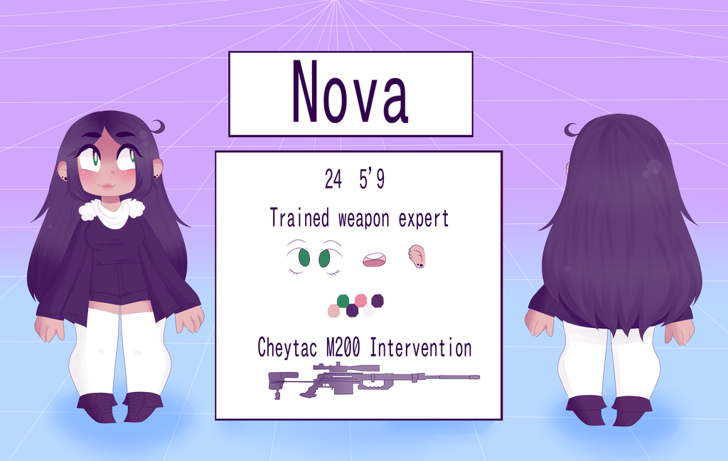 Nova by Puudii