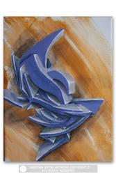 S canvas by Shyne1