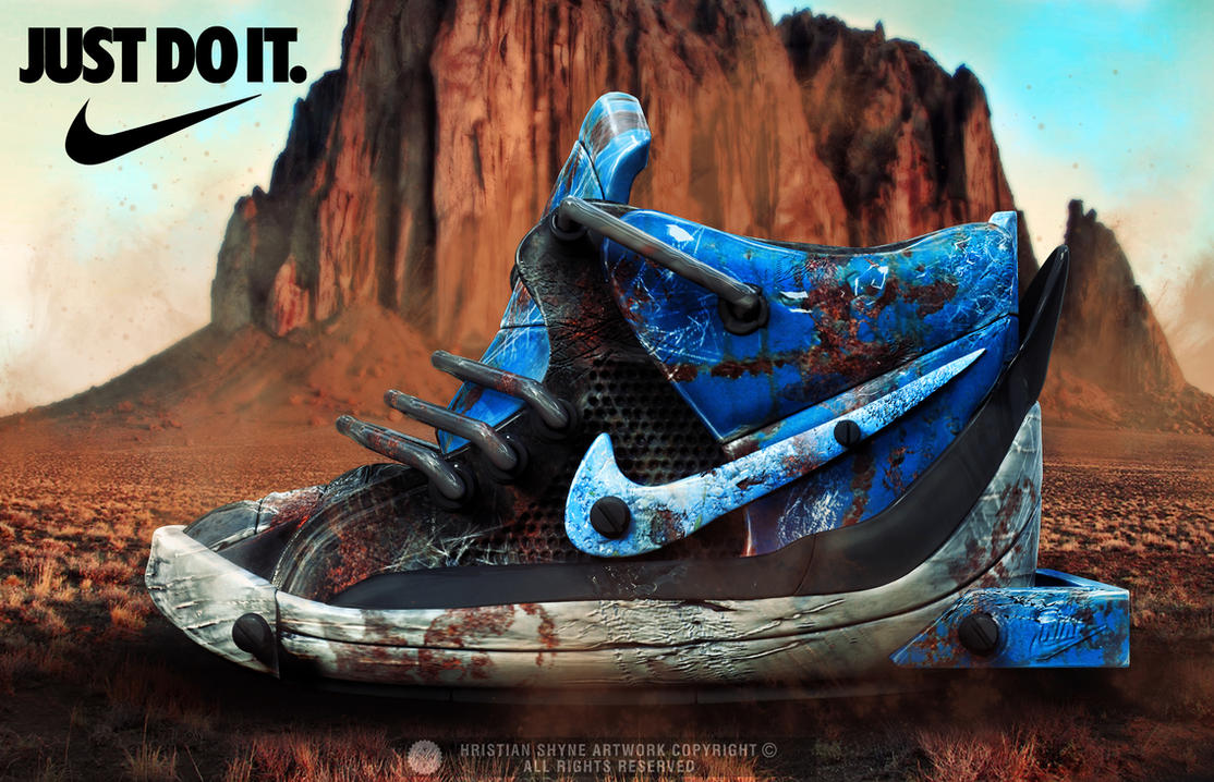 Iron Nike by Shyne1