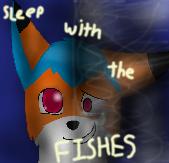 Sleep with the fishes by shawneerr on deviantart for Sleeping with the fishes