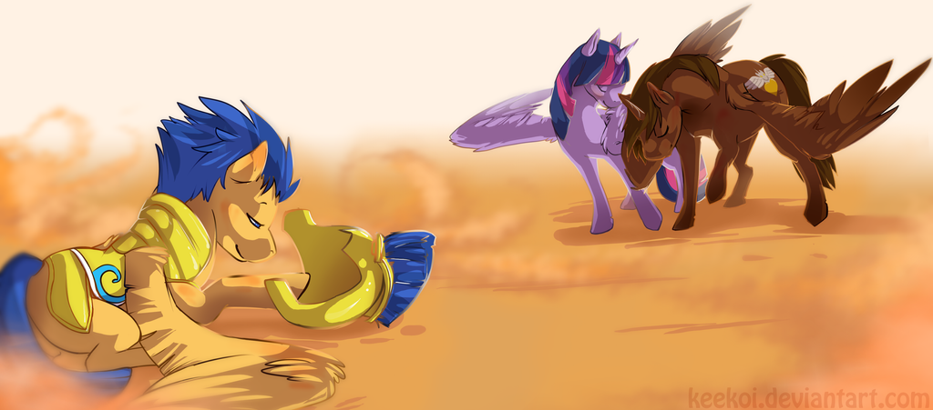 Commish : The Humble Defeat by Keekoi