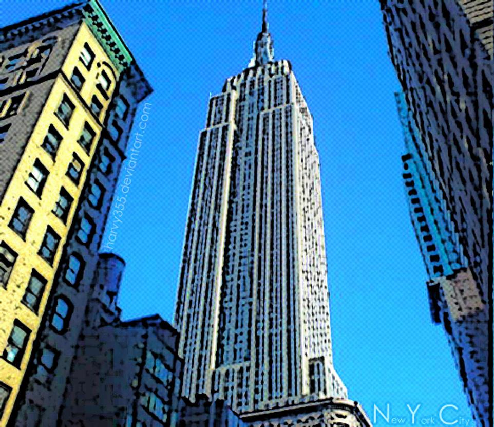NYC by Harvy355