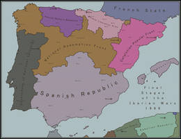 Final Stages of the Iberian Wars 1966