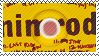 Nimrod stamp by Death-MarkedLOVE