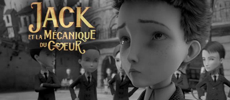 .:Jack y la mecanica del corazon Subtitulado:. by Nosaiga