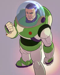 Buzz Lightyear by rublav