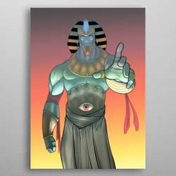 Pharaoh by rublav